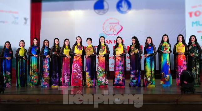 15 nữ sinh miền Bắc sẽ đua sắc khoe tài chung kết Hoa khôi Sinh viên Việt Nam ảnh 8