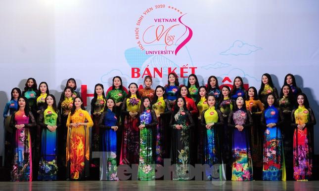15 nữ sinh miền Bắc sẽ đua sắc khoe tài chung kết Hoa khôi Sinh viên Việt Nam ảnh 1