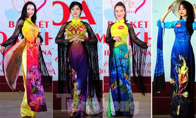 15 nữ sinh miền Bắc sẽ đua sắc khoe tài chung kết Hoa khôi Sinh viên Việt Nam ảnh 5