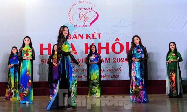 15 nữ sinh miền Bắc sẽ đua sắc khoe tài chung kết Hoa khôi Sinh viên Việt Nam ảnh 4