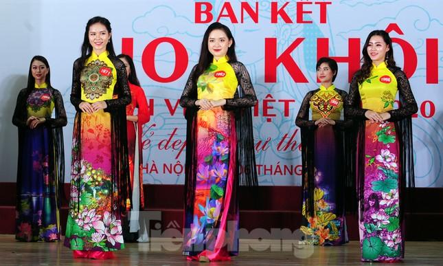 15 nữ sinh miền Bắc sẽ đua sắc khoe tài chung kết Hoa khôi Sinh viên Việt Nam ảnh 2