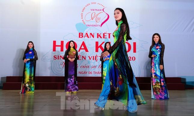 15 nữ sinh miền Bắc sẽ đua sắc khoe tài chung kết Hoa khôi Sinh viên Việt Nam ảnh 3