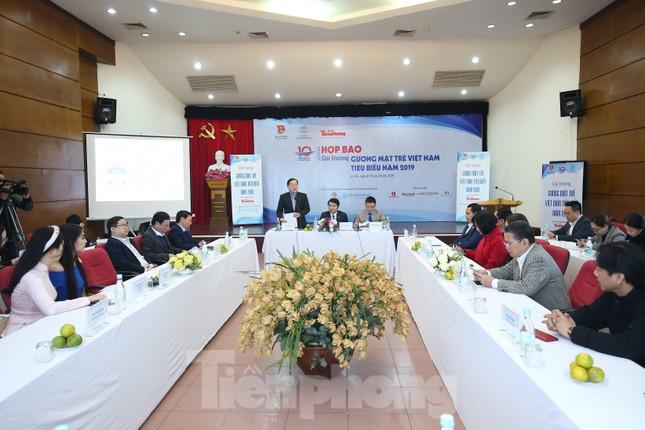 Toàn cảnh họp báo công bố 20 đề cử Giải thưởng Gương mặt trẻ Việt Nam 2019 ảnh 1