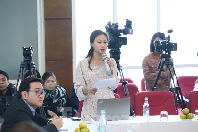 Toàn cảnh họp báo công bố 20 đề cử Giải thưởng Gương mặt trẻ Việt Nam 2019 ảnh 8