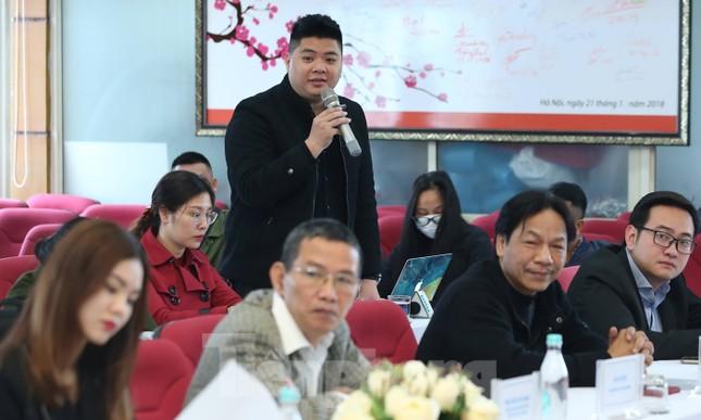 Toàn cảnh họp báo công bố 20 đề cử Giải thưởng Gương mặt trẻ Việt Nam 2019 ảnh 10