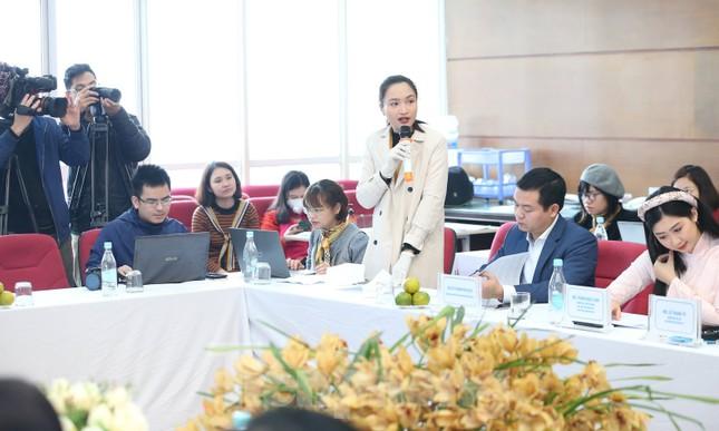 Toàn cảnh họp báo công bố 20 đề cử Giải thưởng Gương mặt trẻ Việt Nam 2019 ảnh 7