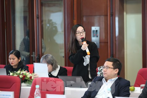 Toàn cảnh họp báo công bố 20 đề cử Giải thưởng Gương mặt trẻ Việt Nam 2019 ảnh 9