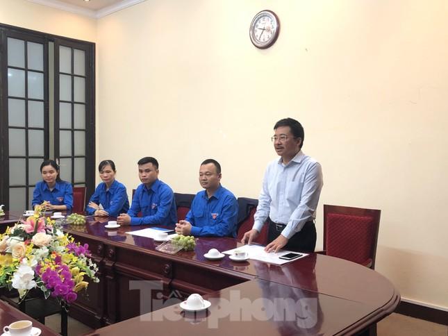 Sáp nhập Chi đoàn Báo Sinh viên Việt Nam vào Đoàn cơ sở Báo Tiền Phong ảnh 2