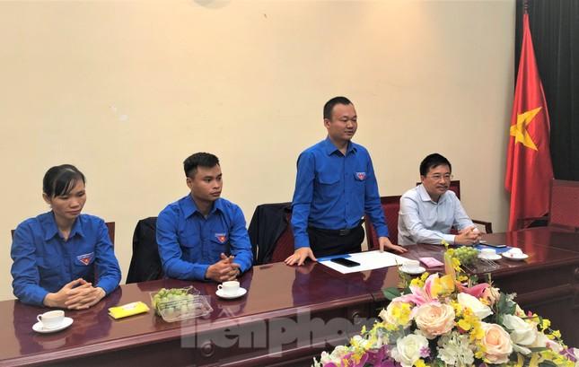 Sáp nhập Chi đoàn Báo Sinh viên Việt Nam vào Đoàn cơ sở Báo Tiền Phong ảnh 4