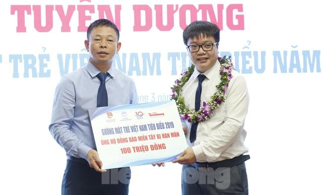 Toàn cảnh lễ tuyên dương Gương mặt trẻ Việt Nam tiêu biểu năm 2019 ảnh 17