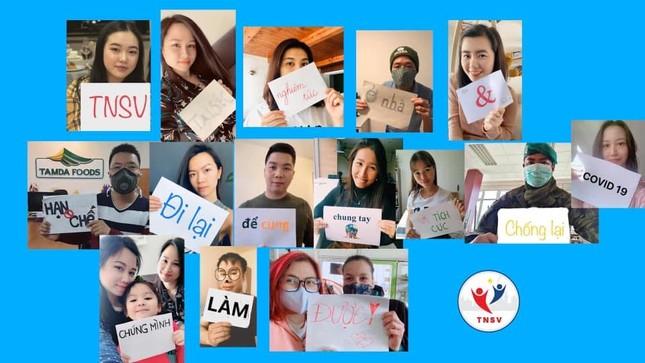Du học sinh Việt lan tỏa trào lưu 'Spread love - not fear' ứng phó mùa dịch COVID-19 ảnh 4
