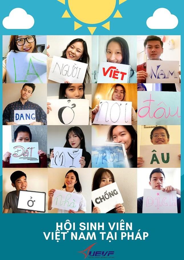 Du học sinh Việt lan tỏa trào lưu 'Spread love - not fear' ứng phó mùa dịch COVID-19 ảnh 2