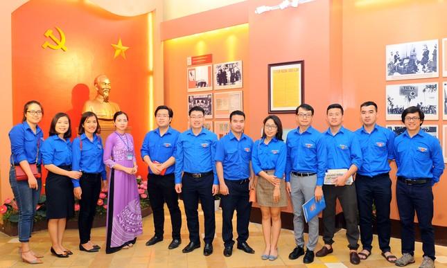 Tuổi trẻ T.Ư Đoàn thăm nơi Chủ tịch Hồ Chí Minh viết Tuyên ngôn Độc lập ảnh 6