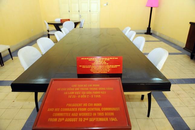 Tuổi trẻ T.Ư Đoàn thăm nơi Chủ tịch Hồ Chí Minh viết Tuyên ngôn Độc lập ảnh 3