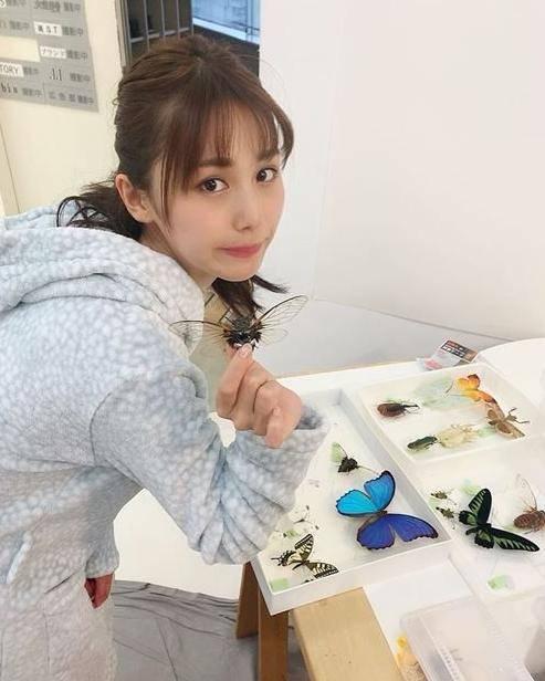Cô gái nuôi 300 loài côn trùng để làm đồ ăn ảnh 3