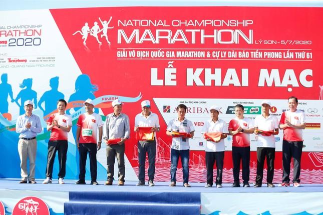 Tiền Phong Marathon vươn tầm thành một sự kiện lớn về biển đảo ảnh 6