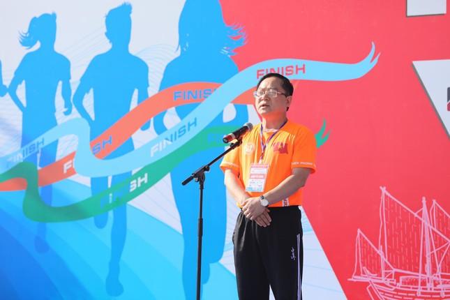 Tiền Phong Marathon vươn tầm thành một sự kiện lớn về biển đảo ảnh 2