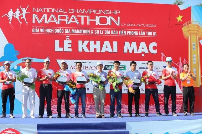 Tiền Phong Marathon vươn tầm thành một sự kiện lớn về biển đảo ảnh 5