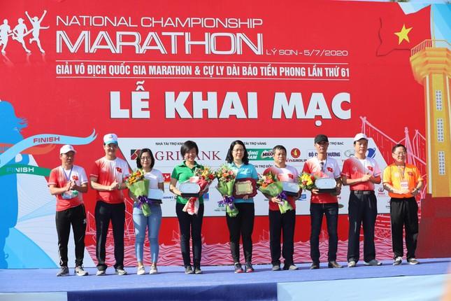 Tiền Phong Marathon vươn tầm thành một sự kiện lớn về biển đảo ảnh 4