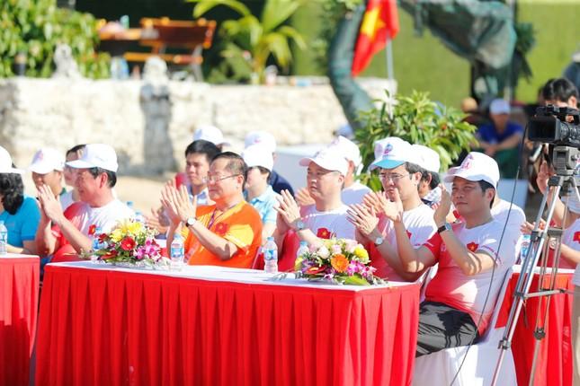 Tiền Phong Marathon vươn tầm thành một sự kiện lớn về biển đảo ảnh 1