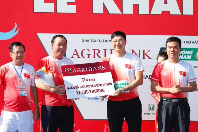 Tiền Phong Marathon vươn tầm thành một sự kiện lớn về biển đảo ảnh 8