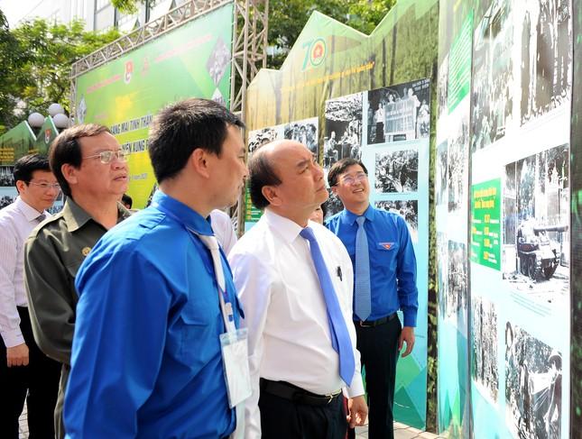 Những 'bóng hồng' thanh niên xung phong xây dựng và bảo vệ Tổ quốc ảnh 2