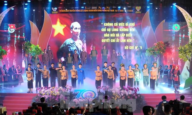 Trong những dấu mốc lịch sử Việt Nam đều có Lực lượng TNXP ảnh 4
