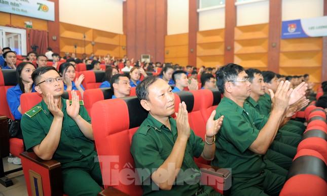 Trong những dấu mốc lịch sử Việt Nam đều có Lực lượng TNXP ảnh 11