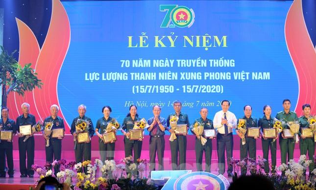 Trong những dấu mốc lịch sử Việt Nam đều có Lực lượng TNXP ảnh 15