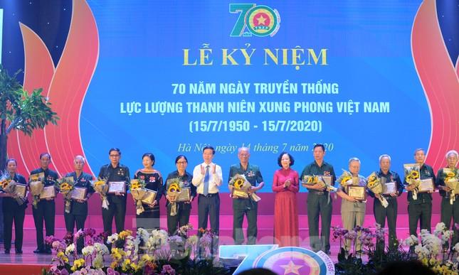 Trong những dấu mốc lịch sử Việt Nam đều có Lực lượng TNXP ảnh 14