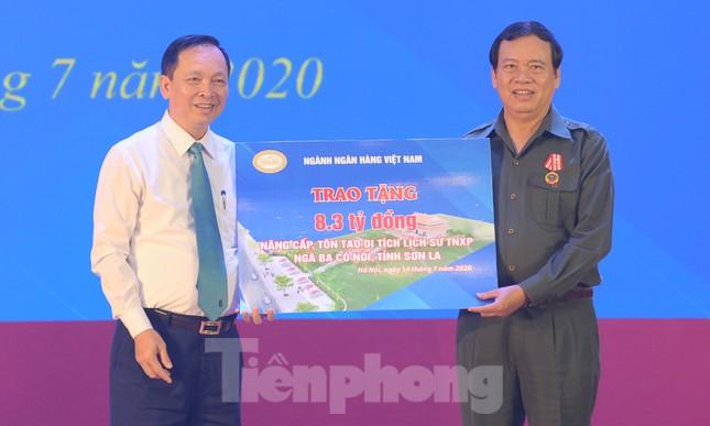 Trong những dấu mốc lịch sử Việt Nam đều có Lực lượng TNXP ảnh 17
