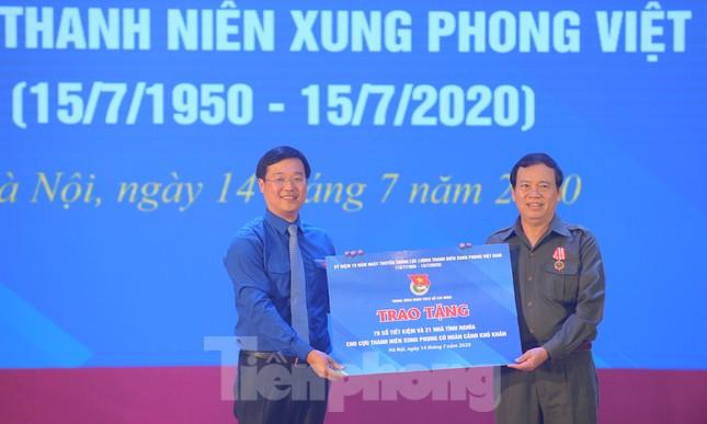 Trong những dấu mốc lịch sử Việt Nam đều có Lực lượng TNXP ảnh 16