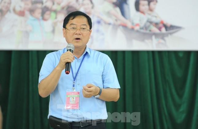 Ban tổ chức Hoa hậu Việt Nam thăm, tặng quà Trung tâm bảo trợ trẻ em Vũng Tàu ảnh 2