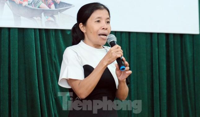 Ban tổ chức Hoa hậu Việt Nam thăm, tặng quà Trung tâm bảo trợ trẻ em Vũng Tàu ảnh 6