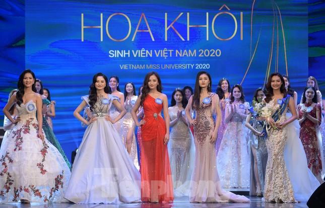 Nữ sinh ĐH Nam Cần Thơ Lê Thị Tường Vy đăng quang Hoa khôi Sinh viên Việt Nam 2020 ảnh 18