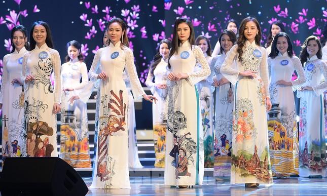 Nữ sinh ĐH Nam Cần Thơ Lê Thị Tường Vy đăng quang Hoa khôi Sinh viên Việt Nam 2020 ảnh 3