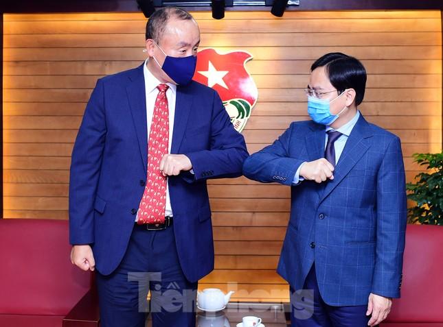 T.Ư Đoàn và WHO tại Việt Nam đẩy mạnh hoạt động nâng cao thể chất thanh thiếu nhi ảnh 1
