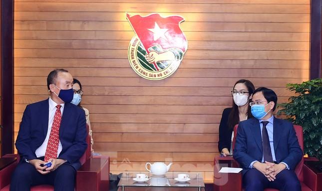 T.Ư Đoàn và WHO tại Việt Nam đẩy mạnh hoạt động nâng cao thể chất thanh thiếu nhi ảnh 2