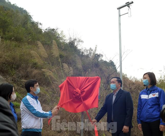 Phục dựng Nhà sàn Anh Kim Đồng theo nguyên bản nhà sàn dân tộc Nùng ảnh 4