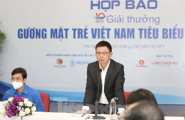Bình chọn trực tuyến 20 đề cử Gương mặt trẻ Việt Nam tiêu biểu năm 2020 ảnh 3