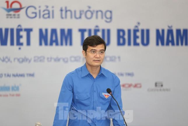 Tín hiệu vui mừng của Giải thưởng Gương mặt trẻ Việt Nam tiêu biểu năm 2020 ảnh 2