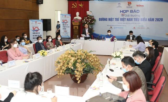 Tín hiệu vui mừng của Giải thưởng Gương mặt trẻ Việt Nam tiêu biểu năm 2020 ảnh 8
