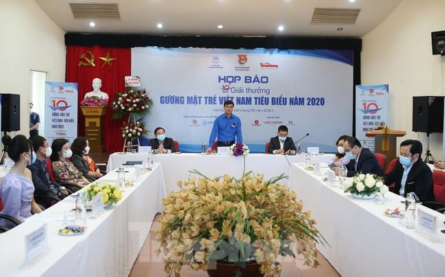 Tín hiệu vui mừng của Giải thưởng Gương mặt trẻ Việt Nam tiêu biểu năm 2020 ảnh 1