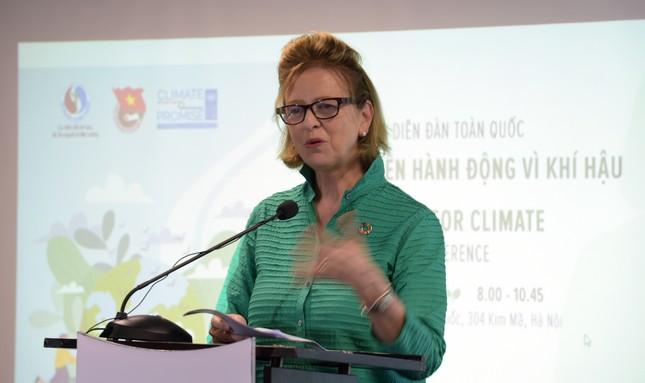 60% người Việt đề xuất các biện pháp ứng phó khẩn cấp về khí hậu toàn cầu ảnh 2