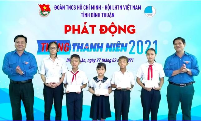Hàng ngàn ý tưởng sáng kiến trong Tháng Thanh niên 2021 ảnh 2