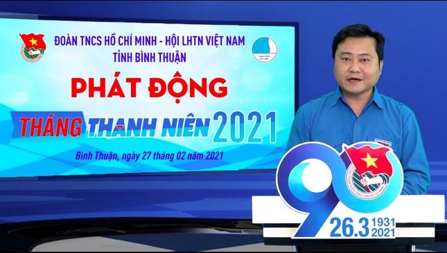 Hàng ngàn ý tưởng sáng kiến trong Tháng Thanh niên 2021 ảnh 1