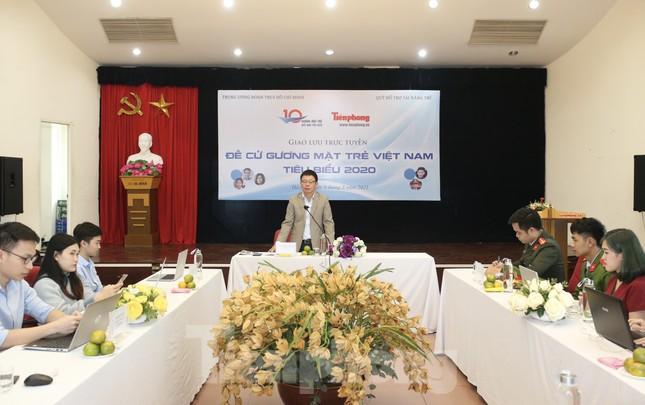 Hàng triệu lượt bình chọn đề cử Gương mặt trẻ Việt Nam tiêu biểu năm 2020 ảnh 1