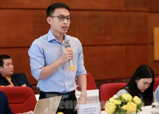 Hàng triệu lượt bình chọn đề cử Gương mặt trẻ Việt Nam tiêu biểu năm 2020 ảnh 6
