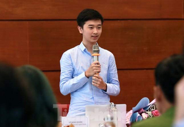Hàng triệu lượt bình chọn đề cử Gương mặt trẻ Việt Nam tiêu biểu năm 2020 ảnh 5