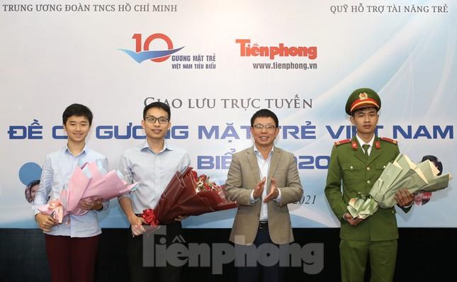 Hàng triệu lượt bình chọn đề cử Gương mặt trẻ Việt Nam tiêu biểu năm 2020 ảnh 3